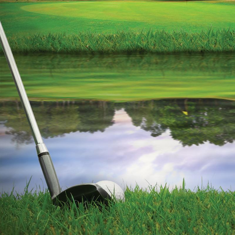 golf grass care
